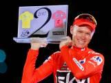 Froome na Vuelta-zege voorbij Dumoulin in WorldTour