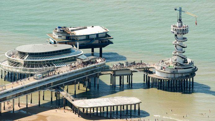 De Pier in Scheveningen is sinds kort weer open voor het publiek.