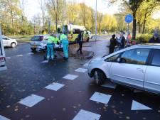Fietsster gewond bij aanrijding op Kerketuinenweg