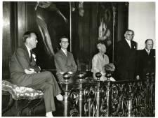 In juli 1959 liep de stad uit voor de koning der Belgen: 'Hoogtepunt in Haagse historie'