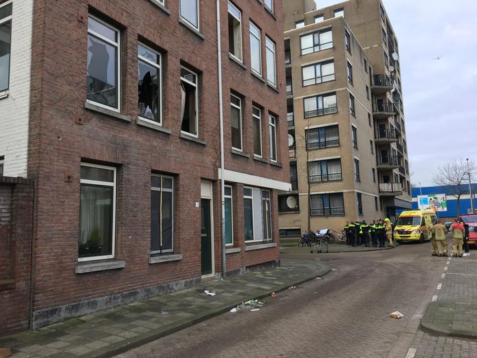 Vrouw 77 komt om bij brand in woning rotterdam crooswijk for Rotterdam crooswijk