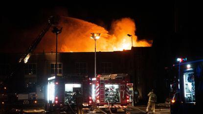 Drie minderjarigen ondervraagd over betrokkenheid in zware fabrieksbrand