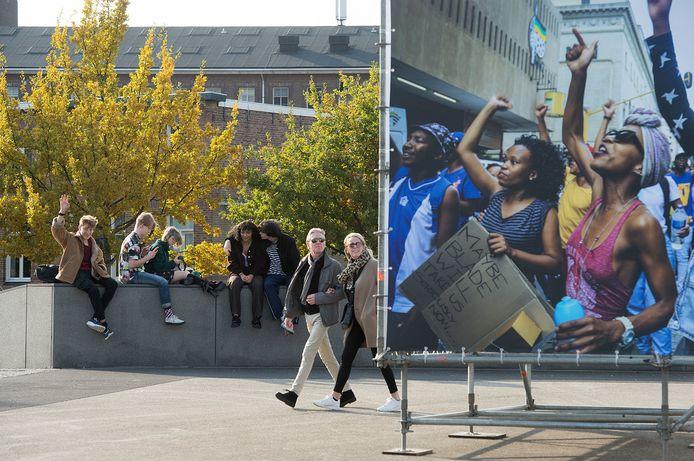 Een beeld van de laatste editie van Breda Photo.