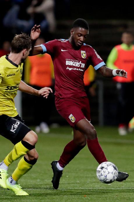 Samenvatting | VVV-Venlo - Vitesse