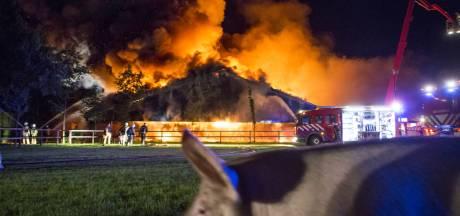 Buurt en milieuclub willen stempel drukken op herbouw afgebrand varkensbedrijf in Agelo