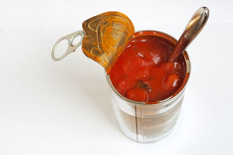 'Rutte heeft inmiddels de houdbaarheid van een blik soep: die kan nog hoogstens vier jaar mee.'  Beeld Getty Images