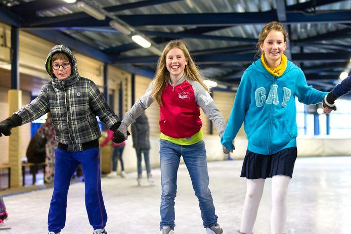 Archiefbeeld ter illustratie: De Oval ijsbaan in Silverdome