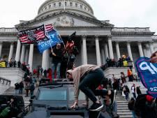 Plus de 150 personnes inculpées après les violences au Capitole