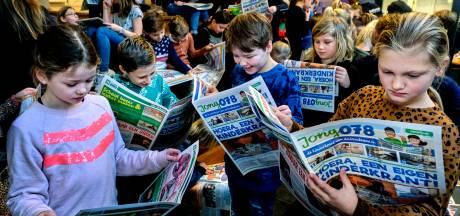 In Jong078 zijn kinderen 'de baas' over het nieuws