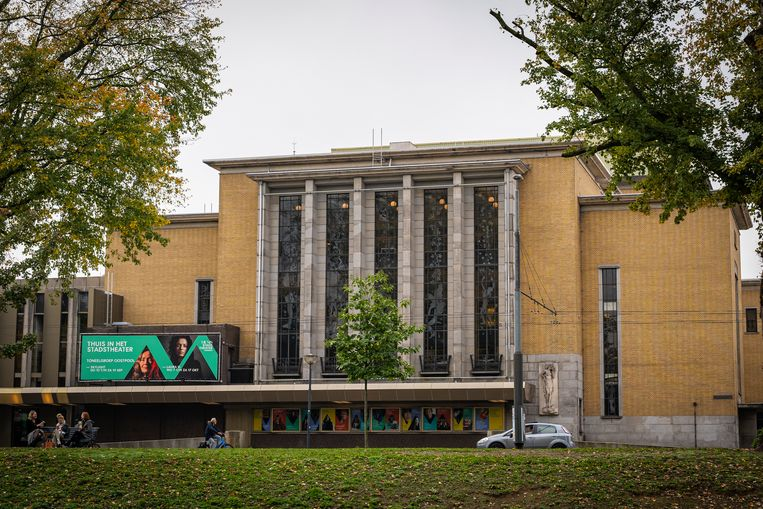 Stadstheater Arnhem.  Beeld Hollandse Hoogte