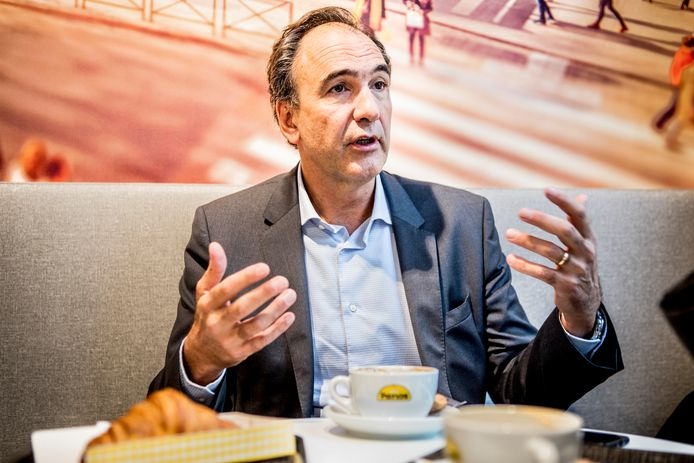 Guido Vanherpe, CEO van Panos.