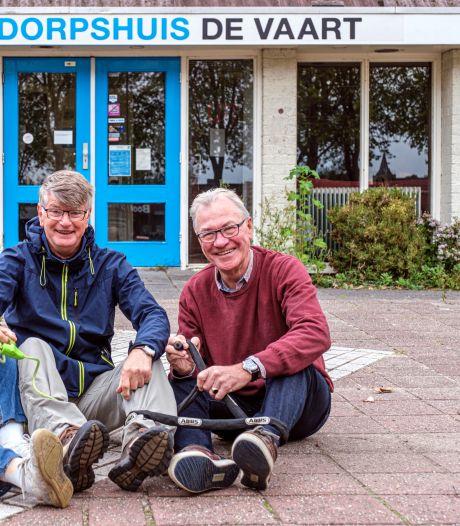 Protest tegen 'afbraak' van horeca in Linschoten. 'Het is alsof ze je je kindje afpakken'