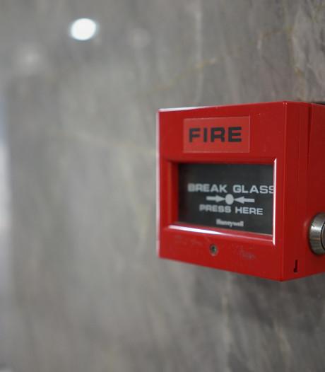 Brandalarm verstoort tentamens op Esdal College in Emmen; tentamens ongeldig verklaard