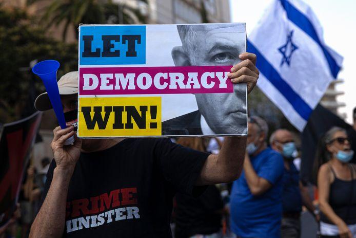 Betogers eisten de afgelopen dagen meer steunmaatregelen van de regering.