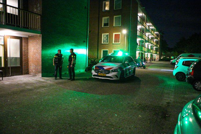Politie doet onderzoek naar de schietpartij