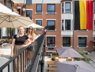 """Hotel Elisabeth opent Smmrbar: """"Kom genieten van onze zomerbar met EK-scherm en zwembad"""""""