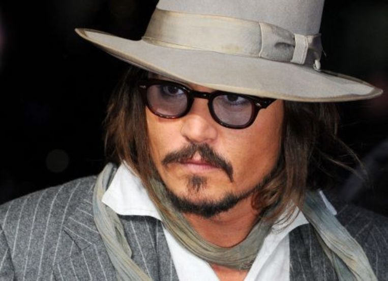 Johnny Depp. EPA Beeld