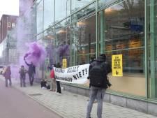 Extinction Rebellion voert morgen actie in Delft: activisten blokkeren in hun eentje een weg