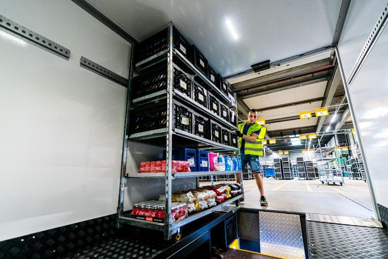 'Je kunt als supermarkt ook zeggen: wij bieden niet standaard de laagste prijsgarantie, maar de béste prijsgarantie.' Beeld ANP