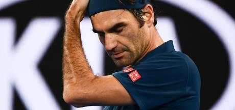 Federer na prachtig gevecht onttroond door 20-jarige Tsitsipas