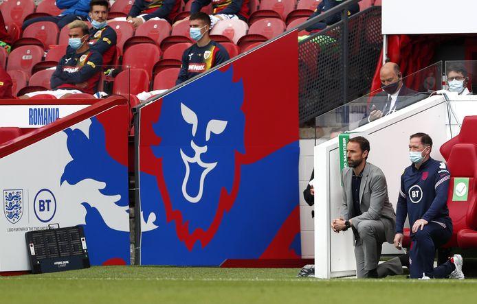 Engels bondscoach Gareth Southgate.