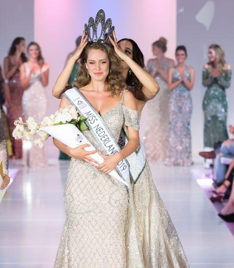Gepest meisje wordt Miss Nederland