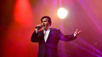 """Andrei Lugovski verbijt tranen op eerste optreden: """"Ik wil zo graag dansen, maar kan amper stappen"""""""