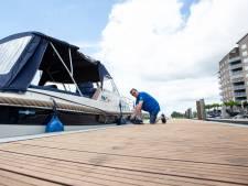 Hardenberg geniet van nieuwe en grotere haven: nu nog ophaalbrug en zandstrand