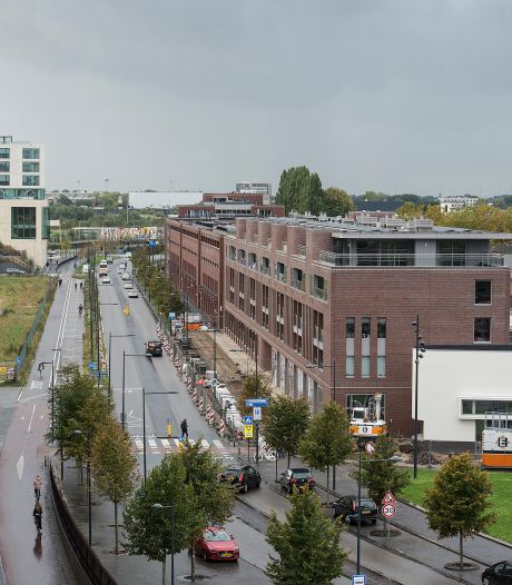 Spoorzone Breda: 'Nieuwe Europese stadswijk aan het water'