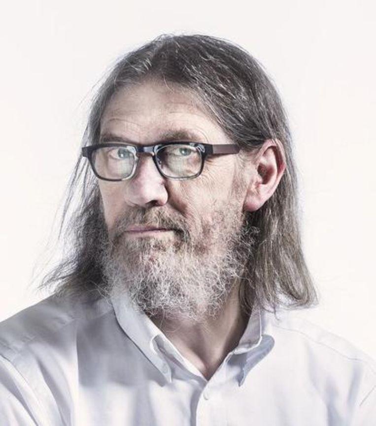 Professor Jean-Paul Van Bendegem komt een lezing geven over humor.