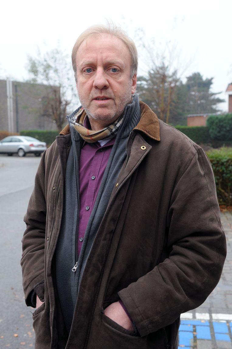 Fons Laeremans, voorzitter van Dijledal.