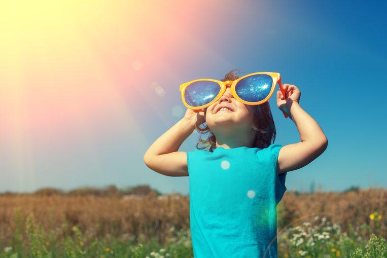 De straling van de zon is, zonder voldoende bescherming, schadelijk voor de mens. Beeld THINKSTOCK