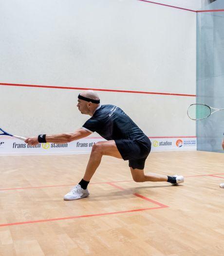 Zeeuwse squasher is al sinds 2017 Nederlands kampioen