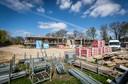 De oude villa van Johan Vlemmix in stadsdeel Acht in Eindhoven wordt verbouwd.