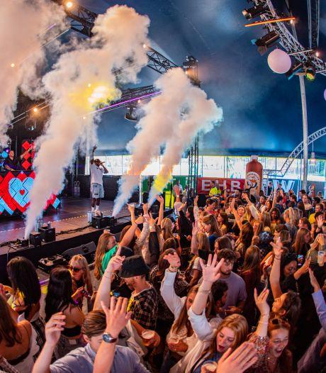 Feest in het Park 'positief verrast': volgend jaar staat de tent weer in de Reeshof