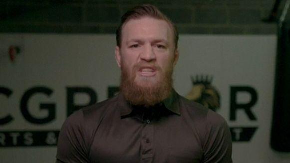 Conor McGregor roept Ieren en wereld op tot 'full lockdown'