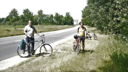 Nieuwe poging om fietspad langs Brugstraat te vernieuwen