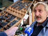 Karel geeft workshops in eigen drukkerij