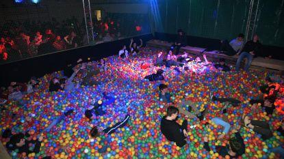 1.000 vierkante meter aan speelplezier op Winterspeelstad