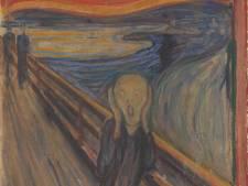 Mysterie rond verborgen inscriptie op schilderij 'De Schreeuw' eindelijk ontrafeld