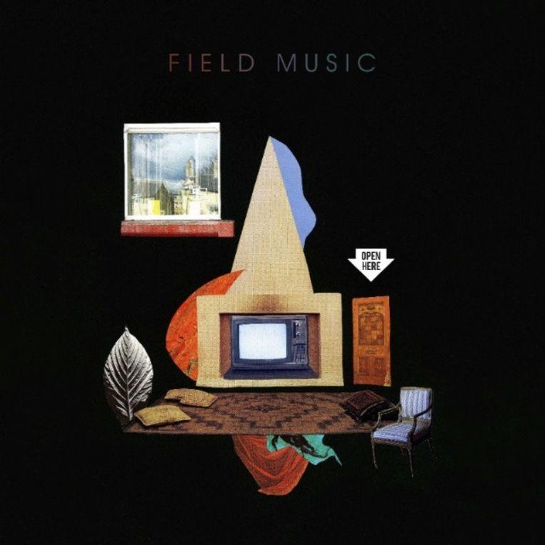 Open Here - Field Music Beeld rv