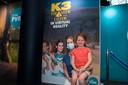 Annick en Emma komen naar K3 en de Dans van de Farao.