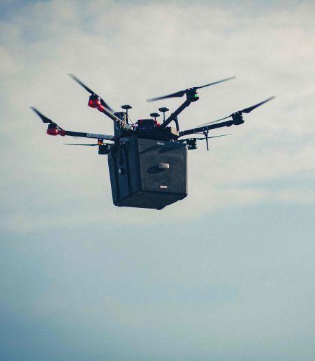 Des poumons transportés par drone avant d'être greffés
