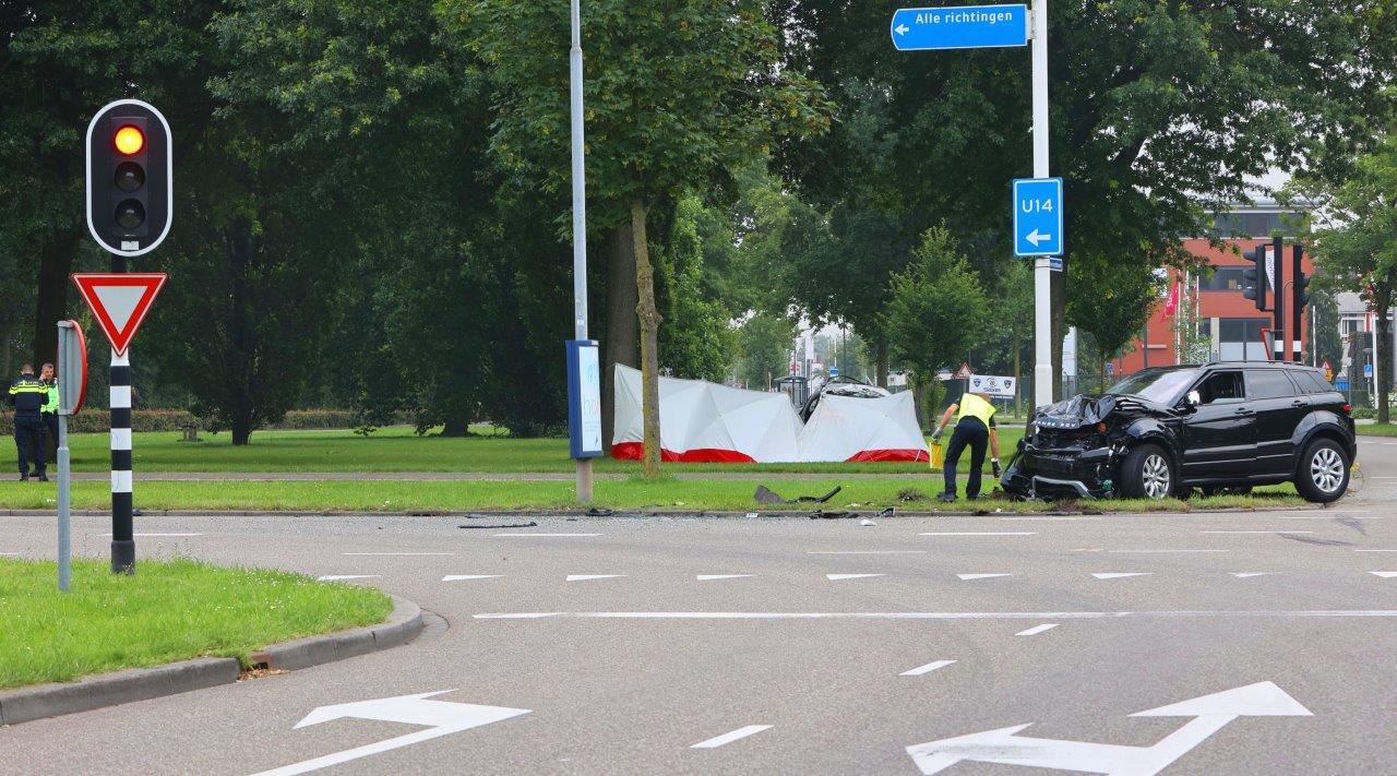 Dodelijk ongeval in Den Bosch