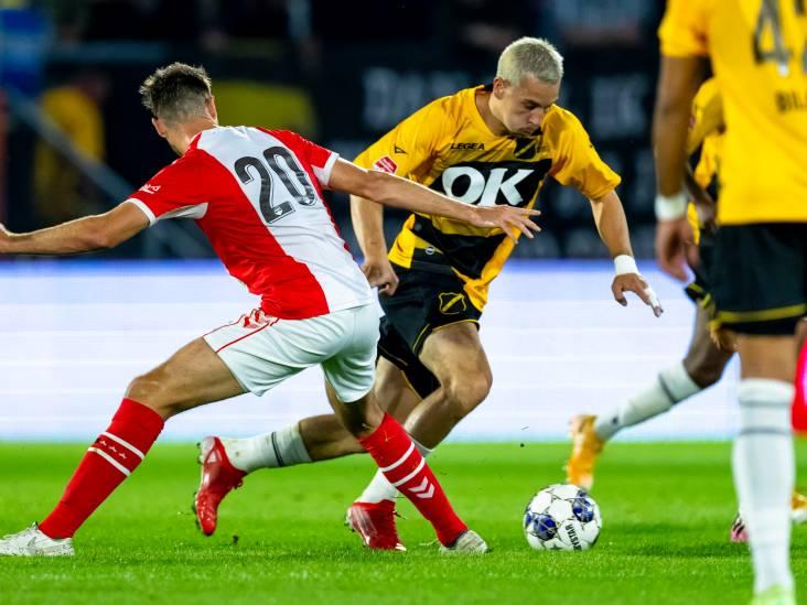 LIVE | Furieuze Haye stookt vuurtje op en ziet Bakker NAC naast FC Emmen schieten