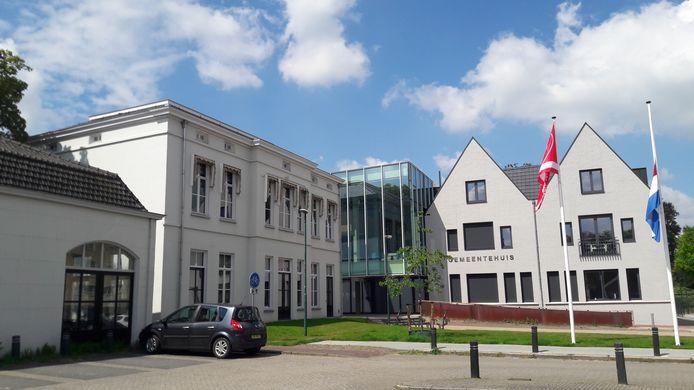 Het gemeentehuis van Geldrop-Mierlo