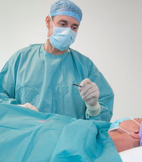 Onderhuidse 'paperclip' is alert op hartkloppingen; nieuwe methode op hartafdeling Catharina Ziekenhuis