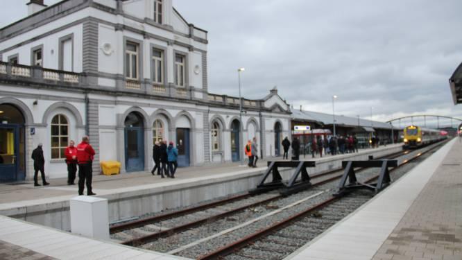 Motie en gesprek brengen geen soelaas: loket in station gaat dicht
