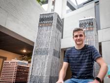 Deurnenaar Daan in slechte film beland na verdwijning maquette World Trade Centre net voor 9-11: 'Ik voel me bestolen'