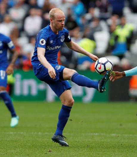 Klaassen gaat voor kans bij Everton